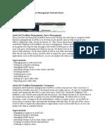 Lynda AutoCAD Facilities Management Tutorial Series