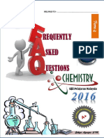 FrequentAskQ Chemistryt Form 4 2016