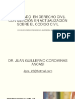 Diaspositivas de Derecho Civil