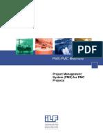 PMS - PMC Description - ILF Consulting