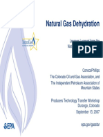 TEG Dehydration and Methane Recovery.pdf