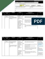 forward planning documet