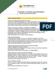 Fundación Caja Mediterráneo. Agenda de Actividades Destacadas. Segunda Quincena. Marzo 2018