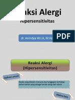 Reaksi Alergi Anin