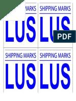 Logo Lus Print