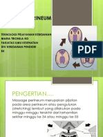 Ppt Massage Perineum