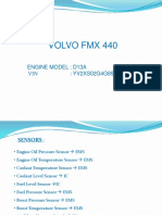 Volvo Fmx 440 I-shift