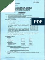 Simulacro de Admisión UNI 2017-2  Examen y Solucionario.pdf