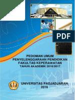 Buku Pedoman Fkep 2016 2017