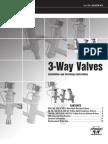 Sprolan 3-Wat Heat Reclaim Valves Service Manual