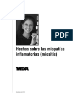 Sp.fa Inflammatory Myopathies