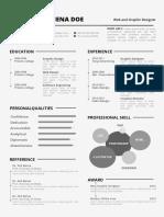 CV Infografia