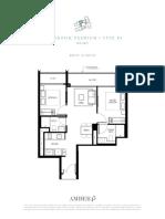 Amber45 Type B1%2c C1 and D Floorplans