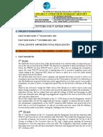 Project Cloe Out Summary PDF