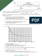 Devoir-de-Contrôle-N°1-Sciences-physiques-Bac-Sciences-exp-2014-2015-Mr-Yousfi-Kamel