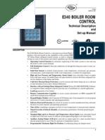 Fireye E340 Boiler Room Control