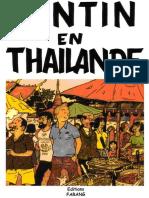 EBOOK - BD - Tintin en Thailande.pdf