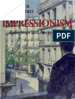 Schapiro Meyer Impressionism Reflections and Perceptions