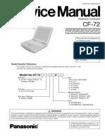 CF 72service Manual