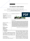 Catalytic Reduction for Water Treatment