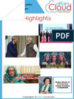 Current Affairs Study PDF - November 2017 by AffairsCloud