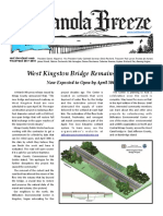 The Breeze Newsletter - March 2018