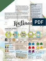 Huc 12 3892 Keyflower 3te Auflage Regeln Engl Sc