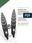 MAKALAH ARSITEKTUR DAN SENI (COVER).docx