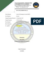 LPJ Divisi IPTEK