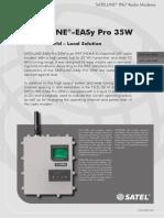 Satelline Easy Pro 35w En