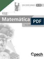 Área y Volumen de Cuerpos Geométricos