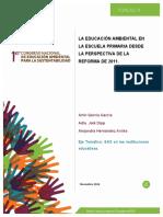 """""""LA EDUCACIÓN AMBIENTAL EN LA ESCUELA PRIMARIA.pdf"""