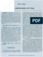 Análisis epistemológico del riesgo.pdf