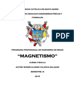 paper magnetismo