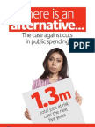 There is an alternative....to spending cuts