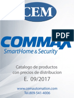Catalogo Commax