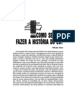 Historia Do Eu-Nikolas Rose