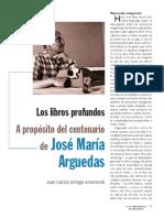 Orrego, Juan Carlos - Los Libros Profundos