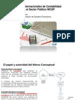 1. Marco Conceptual y NICSP 1