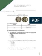 Evaluación diagnóstica MATEMÁTICA - 2°.docx