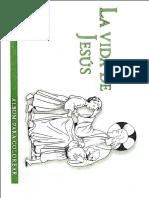 la vida de Jesus album para colorear.pdf