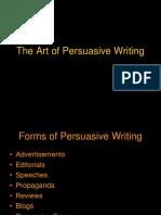 Scholars Writing(POWIIS Notes)