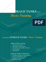 Petroleum Storage Tanks Part 1 Basic Training.