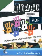 Caudete Solidario Nº 1