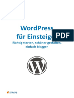 Wordpress Fuer Einsteiger