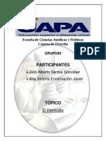 Cuestionario Exposicion Grupo 4 Derecho Penal