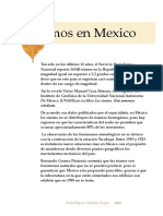 Los Sismos de Mexico