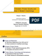 Principles of Einstein-Finsler Gravity and Perspectives in Modern Cosmology