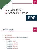Deformación Plastica 16-17