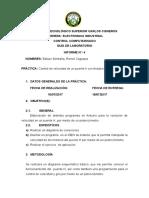 Informe Arduino Con Puente h